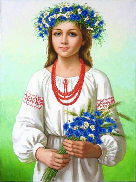 Украинские женщины не только красивы (это аксиома), но умны, деятельны и расчетливы